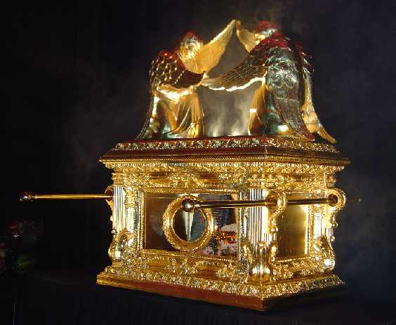 The Tabernacle and Ark of Covenant
